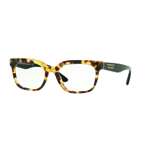 Burberry // Tortoise Acetate Optical Frames // Tortoise