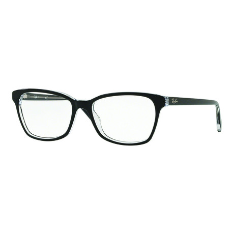 Ray-Ban // Men's Acetate Optical Frames // Black