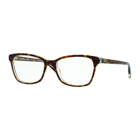 Ray-Ban // Men's Acetate Optical Frames // Tortoise