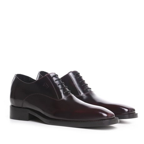 Bologna Oxford Shoe // Burgundy (US: 7)
