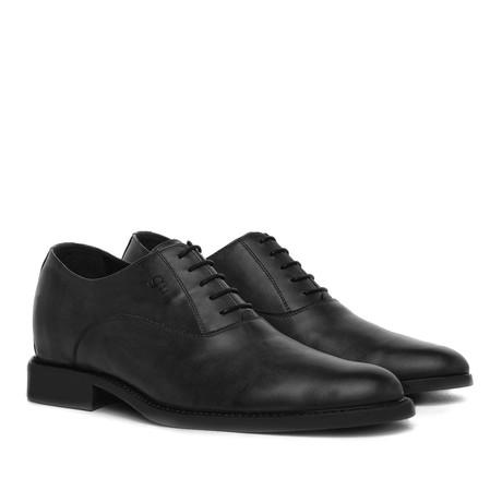 Cagliari Goodyear Oxford Shoe // Black (US: 7)