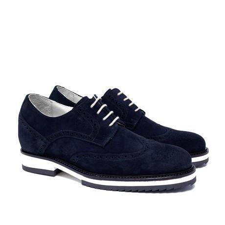 Iceland Derby Shoe // Blue (US: 7)