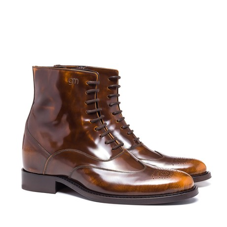 Idaho Shoes // Brown (US: 7)