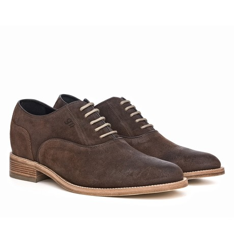 Carrara Goodyear Oxford Shoe // Brown  (US: 7)
