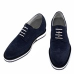 Iceland Derby Shoe // Blue (US: 8.5)