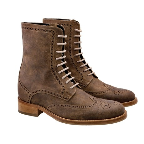 Nashville Elevator Boots // Brown (US: 7)
