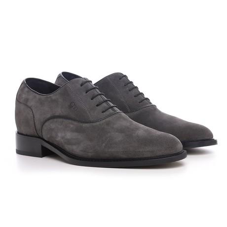 Rieti Goodyear Oxford Shoe // Dark Gray (US: 7)