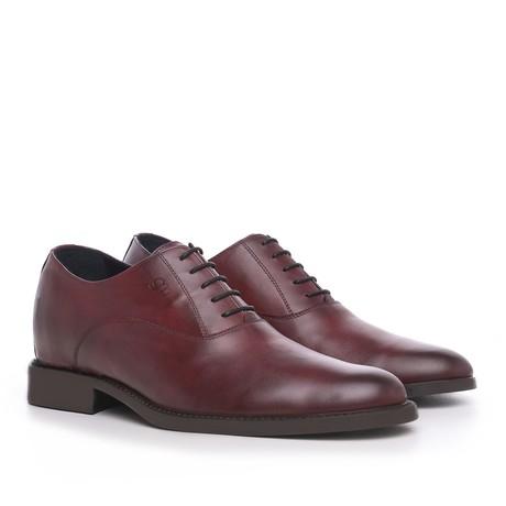Taranto Goodyear Oxford Shoe // Burgundy (US: 7)