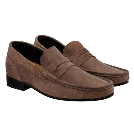 Qatar Loafer // Brown (US: 7)