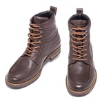 Courmayeur Bootss // Dark Brown (US: 7.5)