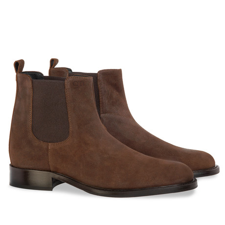 Fresno Chelsea Boots // Brown (US: 7)