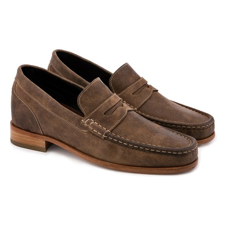 Spain Loafer // Brown (US: 7)