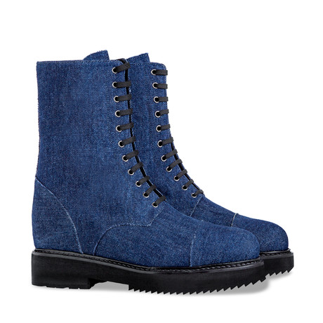Stockton Boots // Blue (US: 7)