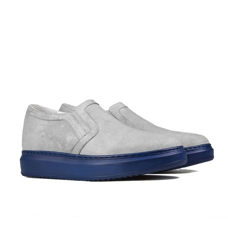 Seal Beach Slip-on // Gray (US: 7)