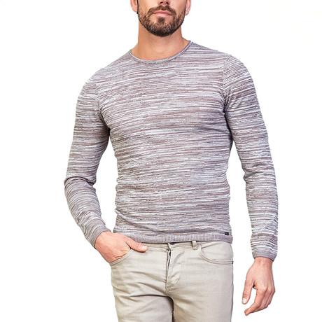 Neil Wool Sweater // Beige (XS)