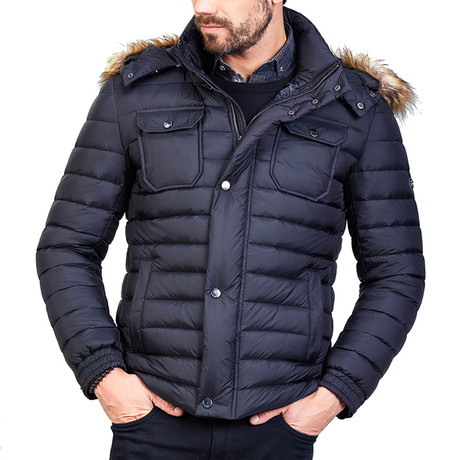 Cody Coat // Black (XS)