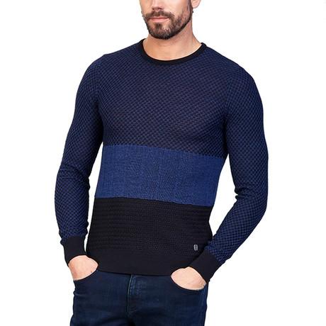 Benny Sweater // Navy Blue (XS)