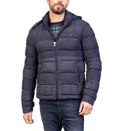 Gregory Coat // Anthracite (XS)