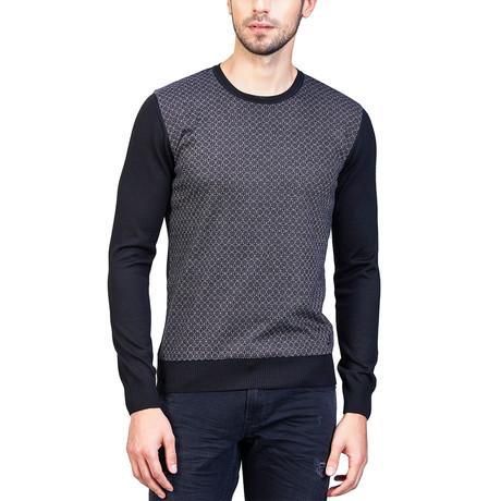 Spencer Wool Sweater // Black (XS)
