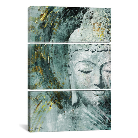 Buddha, Front // Eric Yang