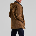 Men's Orion Jacket // Teak (M)