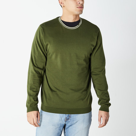 Versace // Sweater // Green (XS)