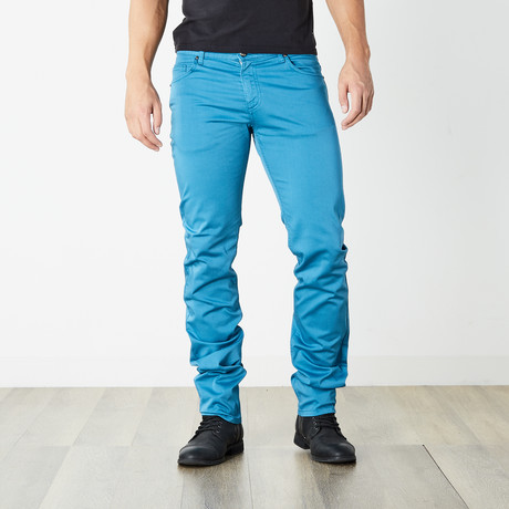 Versace Collection // Jeans V1 // Blue (Euro: 46)