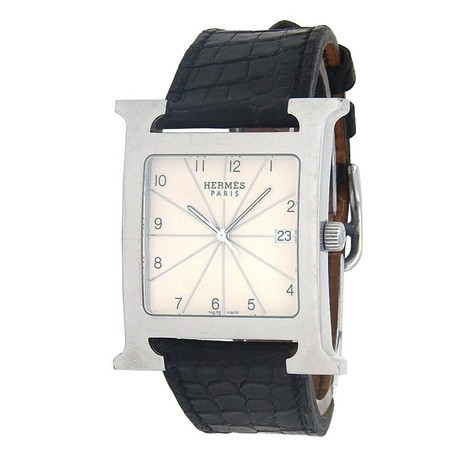 Hermes Heure H Hour Quartz // HH1.810 // Pre-Owned