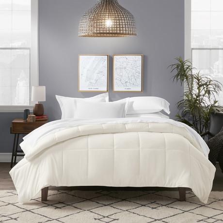 All Season Premium Down Alternative Comforter // Natural (Twin / Twin Extra Long)