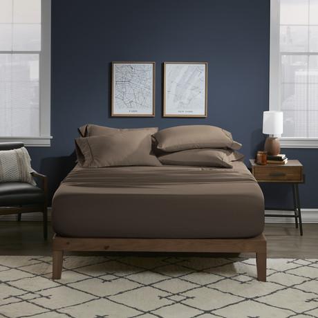 Ultra Soft 6 Piece Bed Sheet Set // Desert (Twin)