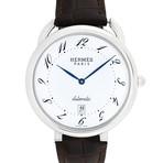Hermes Arceau Quartz // AR4.810 // Pre-Owned