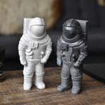 White Astronaut