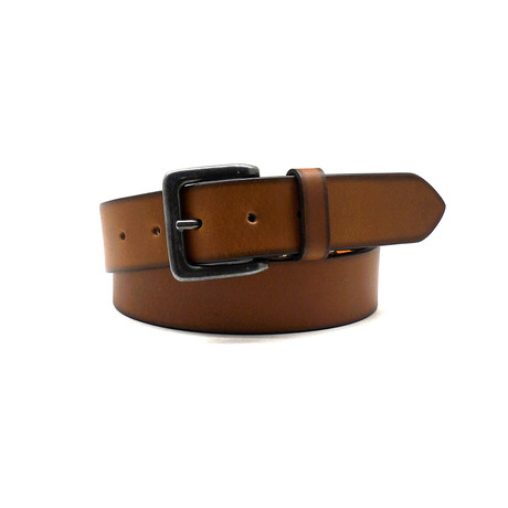 Sage Casual Belt // Tan (32)