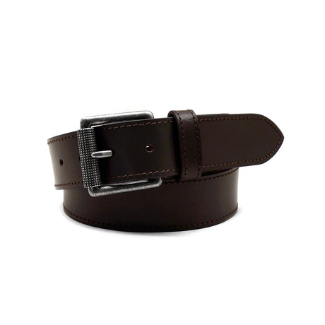 Ronin Casual Belt // Brown (32)