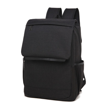 Something Flapped Backpack // Black