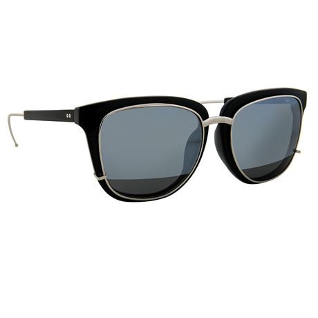 Men's PL176C2 Sunglasses // Black