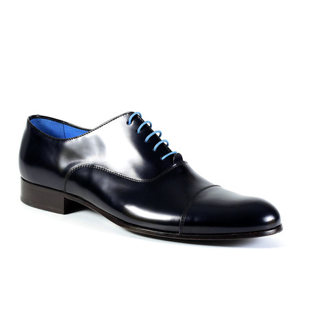 Barrett Dress Shoe // Navy (Euro: 40)