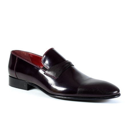 Jason Dress Shoe // Burgundy (Euro: 40)
