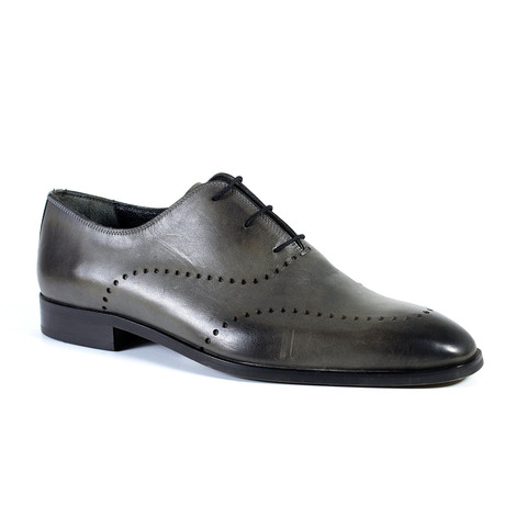 Sean Dress Shoe // Gray (Euro: 40)