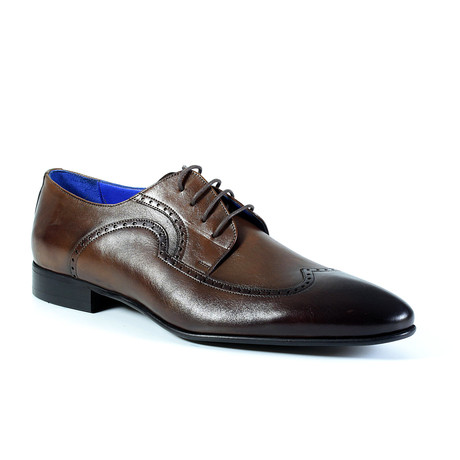 Ethan Dress Shoe // Brown (Euro: 40)