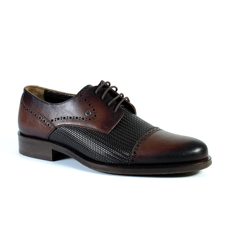 Noah Dress Shoe // Brown (Euro: 40)