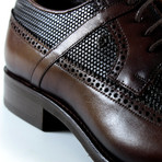 Preston Dress Shoe // Brown (Euro: 44)