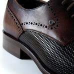Noah Dress Shoe // Brown (Euro: 46)