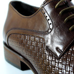 Grace Dress Shoe // Tobacco (Euro: 40)
