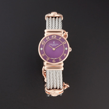 Charriol Ladies Quartz // 028PAD4540566