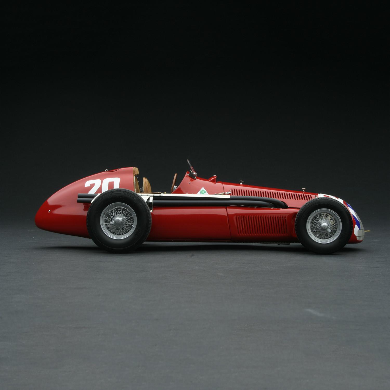 1951 Alfa Romeo Alfetta 159M F1 // Grand Prix Of Spain