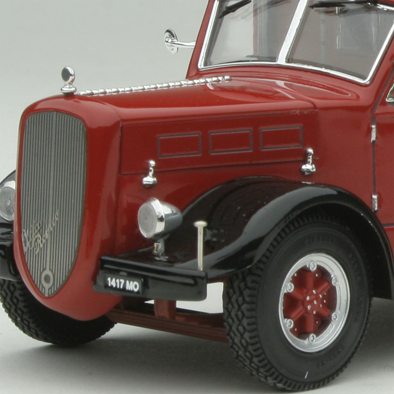 1951 Alfa Romeo Corse // Factory Race Car Transporter