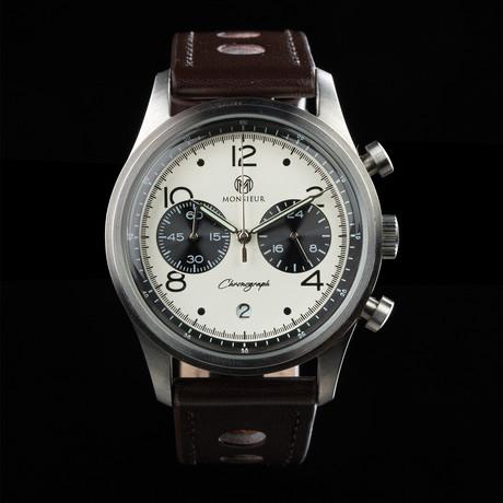Monsieur Ranomo Panda Chronograph Quartz // 3001P