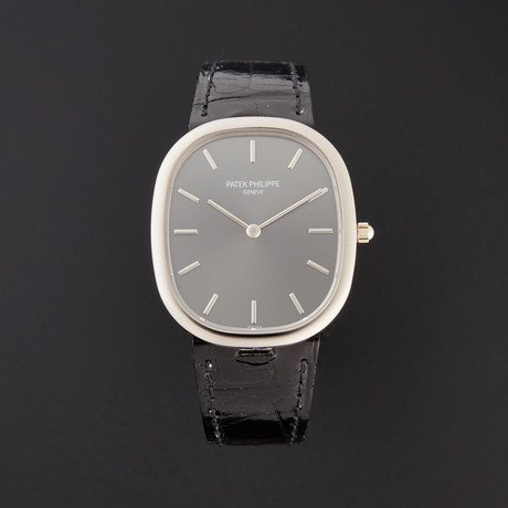 Patek Philippe Ellipse Automatic // 3738/100G // Pre-Owned