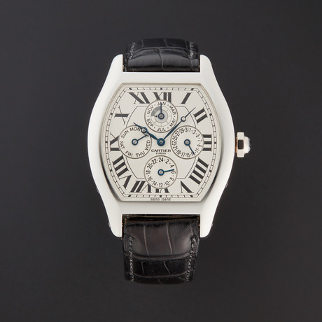 Cartier Tortue Automatic // Pre-Owned